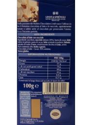 Lindt - Milk & Hazelnut - 100g