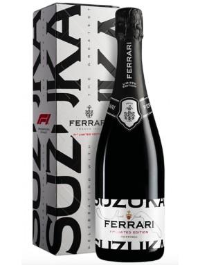 Ferrari - Maximum Brut - Suzuka - F1 Limited Edition - Trento DOC - 75cl