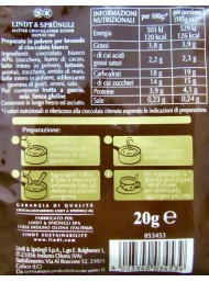 Lindt - Prepared For Classical Hot Chocolate - 100g