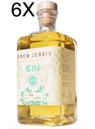 (3 BOTTIGLIE) Fred Jerbis - Gin 43 - 70cl