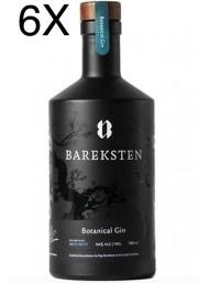 (6 BOTTLES) Bareksten - Botanical Gin - 70cl