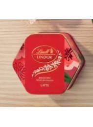 Lindt - Mini Scatola Lindor Latte Flower - 50g
