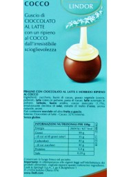 Lindt - Lindor al cocco