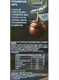 Lindt - Lindor 60% cacao