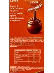 Lindt - Lindor - Latte