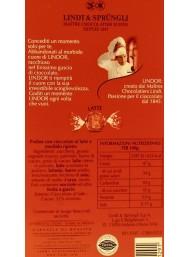 Lindt - Milk Chocolate Lindor - Sachet - 330g