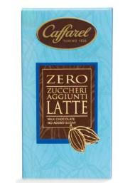Caffarel - Milk Chocolate No Added Sugar - 100g