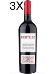 (3 BOTTLES) Di Majo Norante - Ramitello Rosso 2016 - Biferno Rosso DOC - 75cl