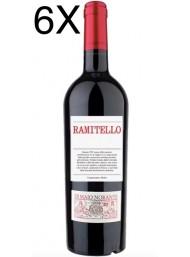 (6 BOTTLES) Di Majo Norante - Ramitello Rosso 2016 - Biferno Rosso DOC - 75cl