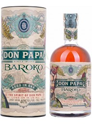 Rum Don Papa - Baroko - Limited Edition - Gift Box - 70cl