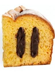 Scarpato - Panettone farcito al Cioccolato - 1000g