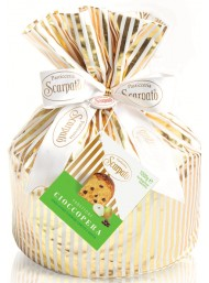 Scarpato - Panettone Filled Chocolate - 1000g
