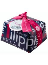 Filippi - Panettone Integrale - Frutti di Bosco e Cioccolato al Latte - 1000g