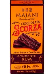 Majani - Scorza Grezza - Dark Chocolate 90% - 20g