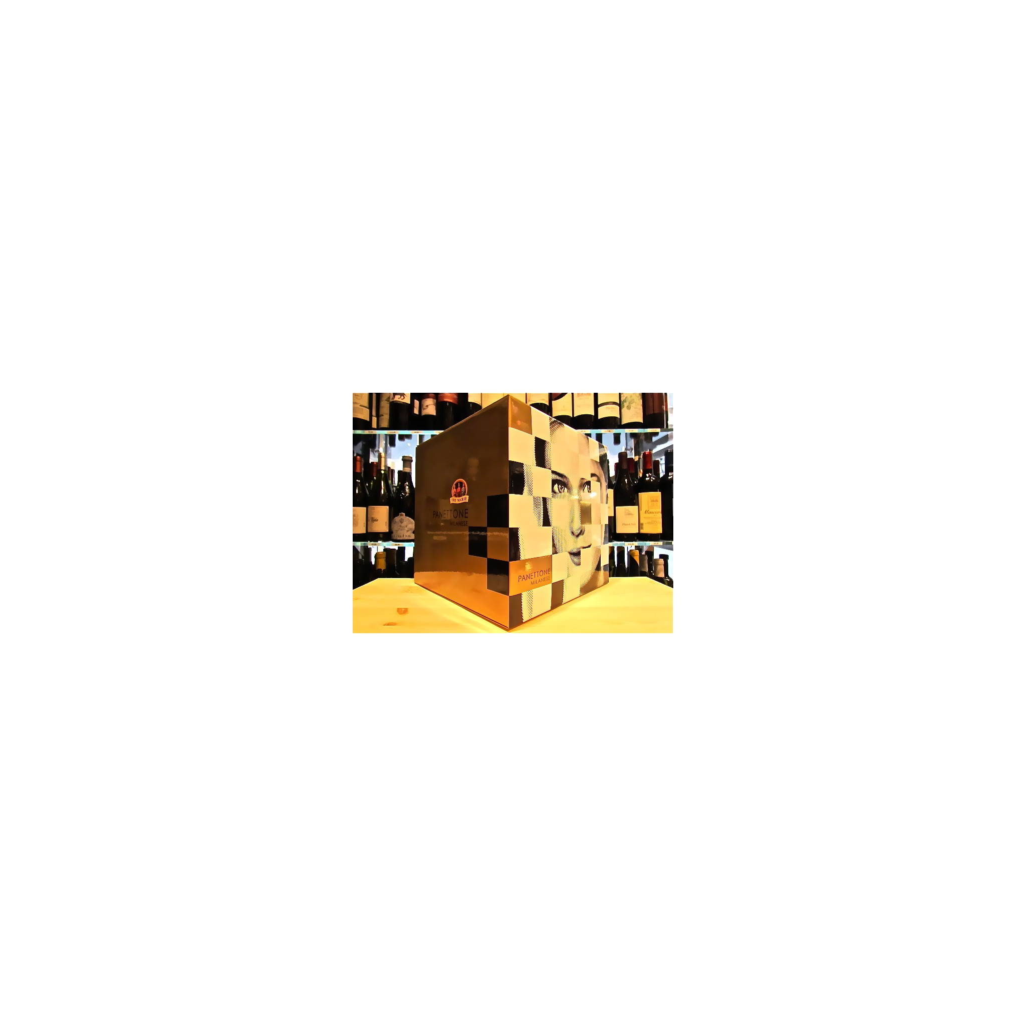 Sale online panettone handmade from milan tre marie for Bar le tre marie milano