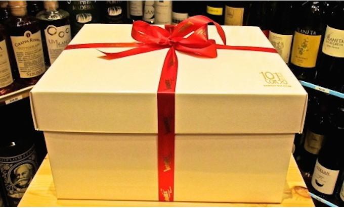 Scatole Per Regali Di Natale.Vendita Online Pacchi Regalo Natale 2014 Shop On Line Confezioni