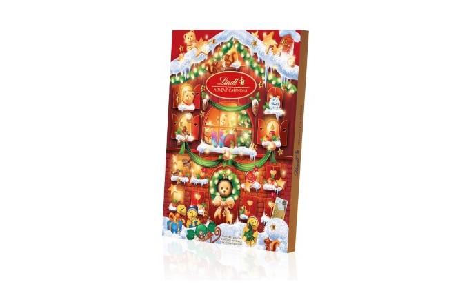 Calendario D.Vendita Online Calendario D Avvento Con Cioccolatini Al